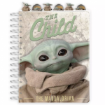 Add an Extra Dose of Cuteness to Your Office or Classroom with this Baby Yoda Journal and Pen!