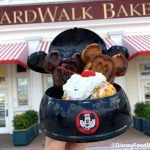 Review! A CHOCOLATE Mickey Waffle Isn't the Only Exciting Thing About This Sundae We Found in Disney World!