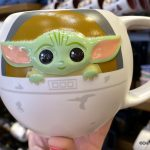 Enjoy Your Morning Coffee With BABY YODA! Check Out This NEW Mug in Disney World