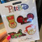 Christmas in… AUGUST?! Check Out the NEW Christmas Patches We Found in Disney World!