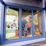Photos! Check Out the New Halloween Window Displays in Disney Springs!