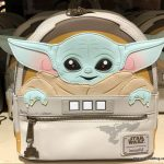 Bring Baby Yoda Along with 'The Child' Loungefly Mini Backpack in Disney World!