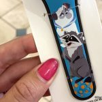 PHOTOS: Meeko Gets the Spotlight on a NEW 'Pocahontas' MagicBand in Disney World