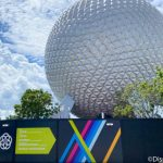 Construction Update! Work Continues on EPCOT's Upcoming PLAY! Pavilion!