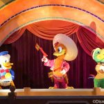 FYI: Donald is STILL a 🌱Plant🌱 in EPCOT's Mexico Ride!