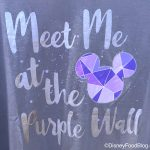 You Can Literally BE the Purple Wall With All of This NEW Merchandise in Disney World!