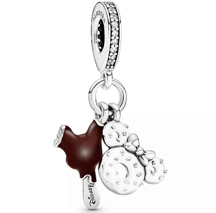 How Charming These Adorable Disney Pandora Charms Feature Our Favorite Snacks Attractions And More The Disney Food Blog