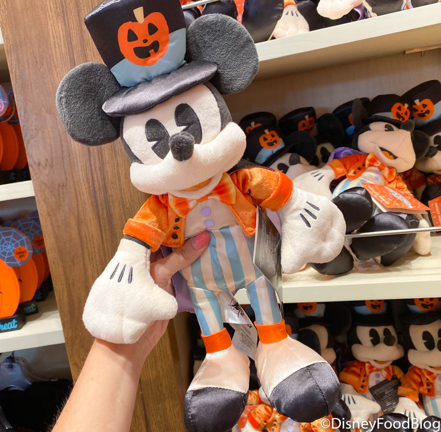 Disney Character Plush Halloween 2020 Try Not to SCREAM When You See All of THIS New Halloween