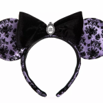 NEW Haunted Mansion Wallpaper Minnie Ears Have Just Materialized Online!
