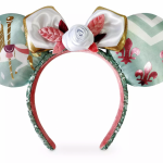This is NOT a Drill! Minnie Mouse: The Main Attraction King Arthur Carrousel Ears are BACK at Disney World!