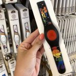 We Found a NEW Mickey Rainbow Castle MagicBand in Disney World!