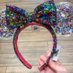 YAY! The New Confetti Minnie Ears are Now Available at Disneyland Resort and ONLINE!
