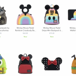 Woah. Disney Just Released 26 New Loungeflys Online!