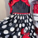 This is NEXT LEVEL! We Spotted a NEW Minnie Mouse Dress at Disneyland Resort!