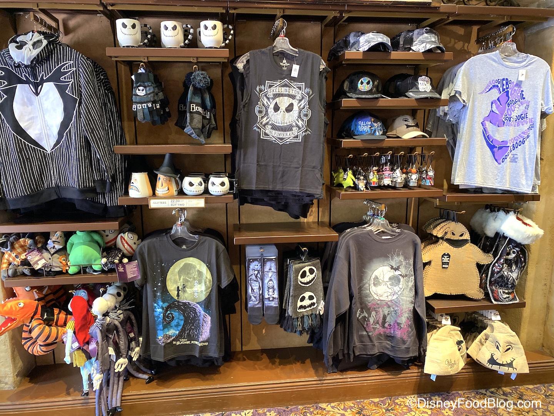 Coming Nightmare Before Christmas Merchandise 2020 Everybody Scream! We Found LOTS of 'Nightmare Before Christmas