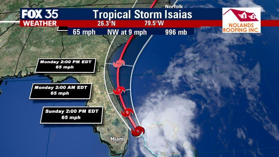 hurricane isaias - photo #23