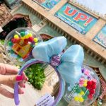 The NEW 'Up' Minnie Ears in Disney World Are FILLED With Pom-Poms!