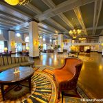 PHOTOS! The Lobby at Disney's Yacht Club Resort Gets More Updates!