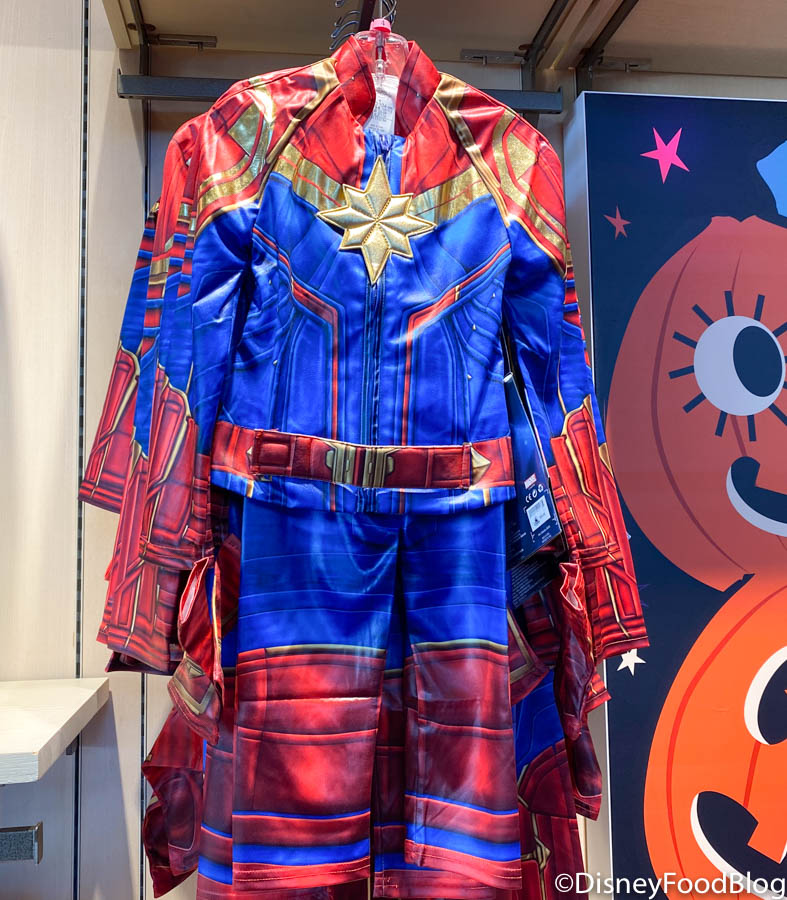 Lots Of Disney Halloween Costumes Are Now Available In The Parks And Online The Disney Food Blog Vader dash parr dc comics dc super hero girls deadpool despicable me despicable me 2 disguise disney disney fairies disney princess donutella dorothy. lots of disney halloween costumes are