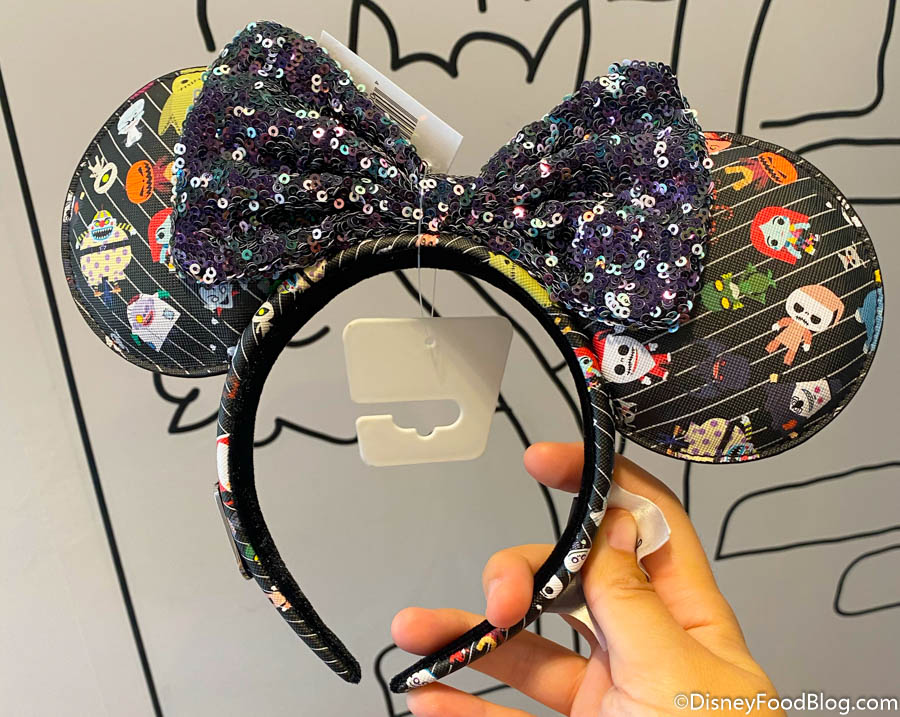 Disney Christmas Ears 2020 The Loungefly Nightmare Before Christmas Ears Have FINALLY Arrived