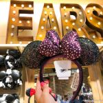 NEW EARS ALERT! The GLITZIEST New Minnie Ears Just Arrived in Disney World!