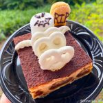 This Halloween Tiramisu in Disney World Is So Good It's Making Our Bones Rattle!