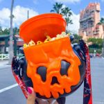 Ooooo! There's a NEW Glow-In-The-Dark Halloween Popcorn Bucket in Disney World!