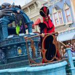 A NEW Big, Bad Villain Has Joined the Villains Cavalcade in Disney World!