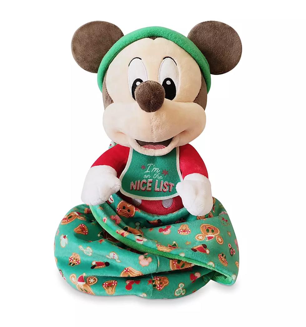 Disney Store exclusive Christmas season 2020 Dumbo Plush Toy