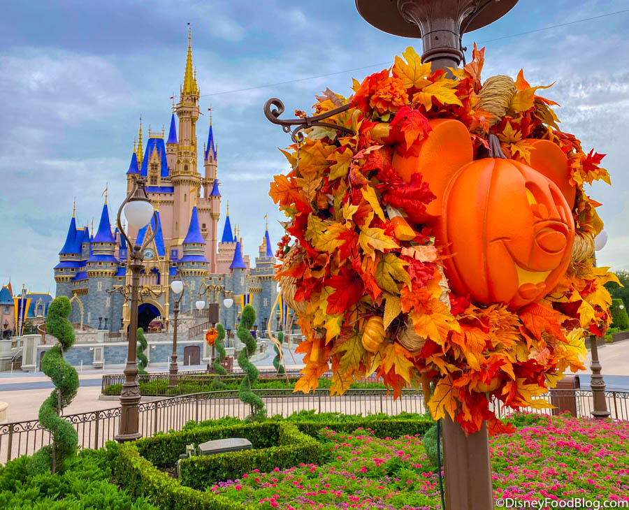 When Is Disney World Decorated For Halloween 2020 A BIG Piece of Disney World Halloween is HERE! Check Out the