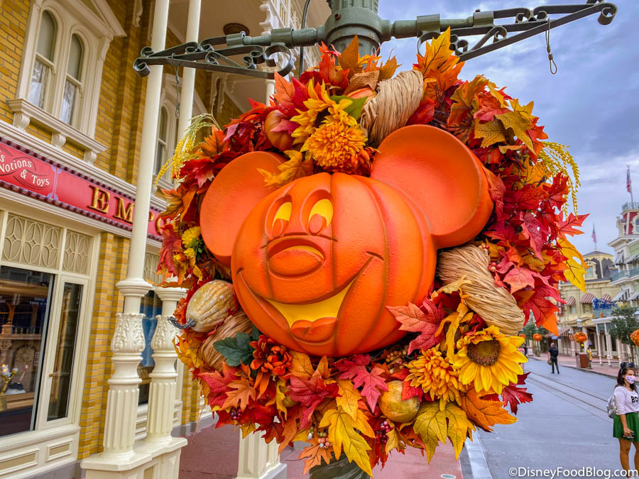 Table Mountain On Halloween 2020 What's New at Magic Kindgom: Cinderella's Royal Table Opens Early