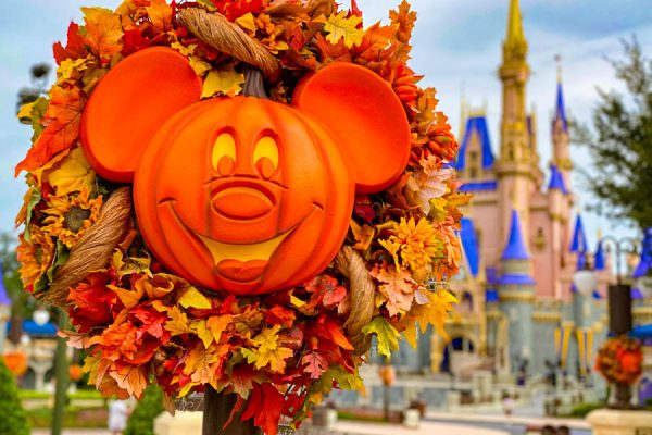 Disney World to Kick Off Halfway to Halloween Event Tomorrow!