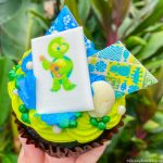 "REVIEW: Say ""Aloha!"" to Duffy's Pal 'Olu Mel with a Limited-Time CUPCAKE in Disney World"