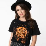 These NEW Haunted Mansion and 'Hocus Pocus' Halloween T-Shirts Are Frightfully Fun!