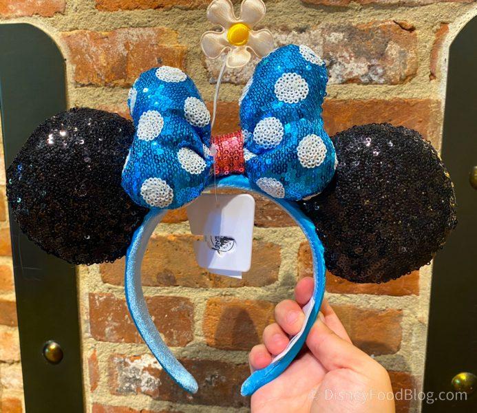 THREE Pairs of Disney's Newest Ears Have Landed in Disneyland!