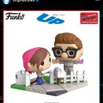 We're Melting Over This Upcoming Carl and Ellie 'Up' Funko Pop!