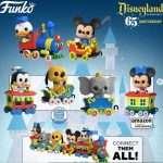 Here's Where You Can Get the SUPER Limited-Edition Disneyland 65th Anniversary Funko POPs!