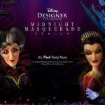 Disney's Ursula Midnight Masquerade Collection Debuts Online