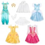 This Disney Princess Wardrobe Set Will Truly Help You Be the Belle (or Jasmine, Cinderella, or Aurora) of Any Ball!