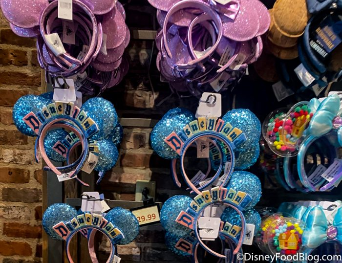 THREE Pairs of Disney's Newest Ears Have Landed in Disneyland!
