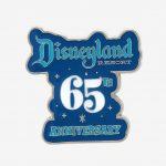Keep Celebrating Disneyland's 65th Anniversary With NEW Commemorative Pins!