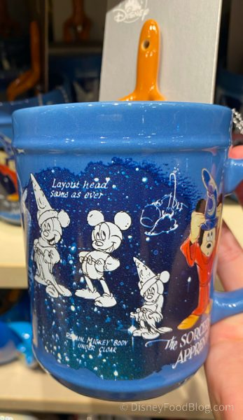We Spotted A TON of New Mugs in Downtown Disney Just in Time for PSL Season!