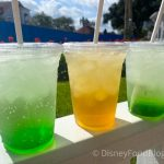 Review: There are THREE New Colorful Fall Drinks in Disney World