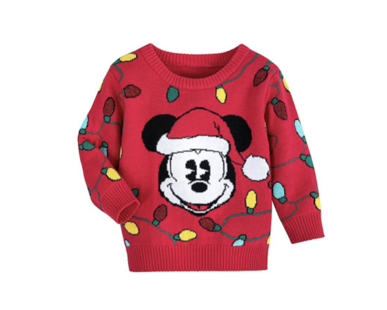 MIckeyChristmasSweaterforBaby