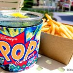 This Tie-Dye Slap Koozie at Disney World's Pop Century Resort Is Totally Groovy!