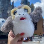 There's a PORG Shoulder Plush in Disney World and IT TALKS!