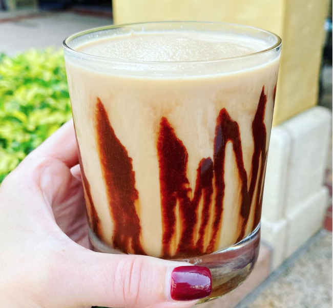 A New Frozen Coffee Bourbon Cream Drink Has Made Its Way to Disney World!