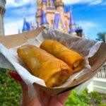 The Magic Kingdom Spring Roll Cart Might Be Taking a LONG Break