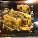 You've GOT to See the Details in This 3,000 Piece Star Wars Cantina LEGO Set!
