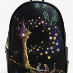 Wow! A LIGHT UP 'Tangled' Loungefly Is Now Available for Pre-Order Online!